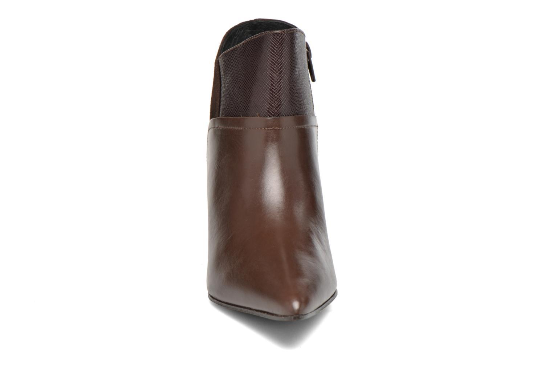 Bottines et boots Elizabeth Stuart Lebrac 536 Marron vue portées chaussures