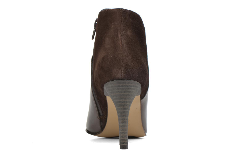 Bottines et boots Elizabeth Stuart Lebrac 536 Marron vue droite