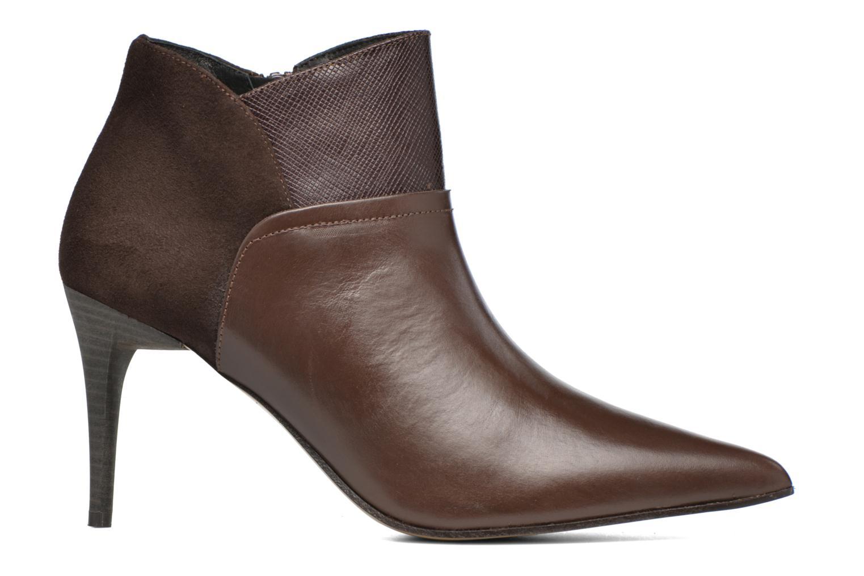 Bottines et boots Elizabeth Stuart Lebrac 536 Marron vue derrière