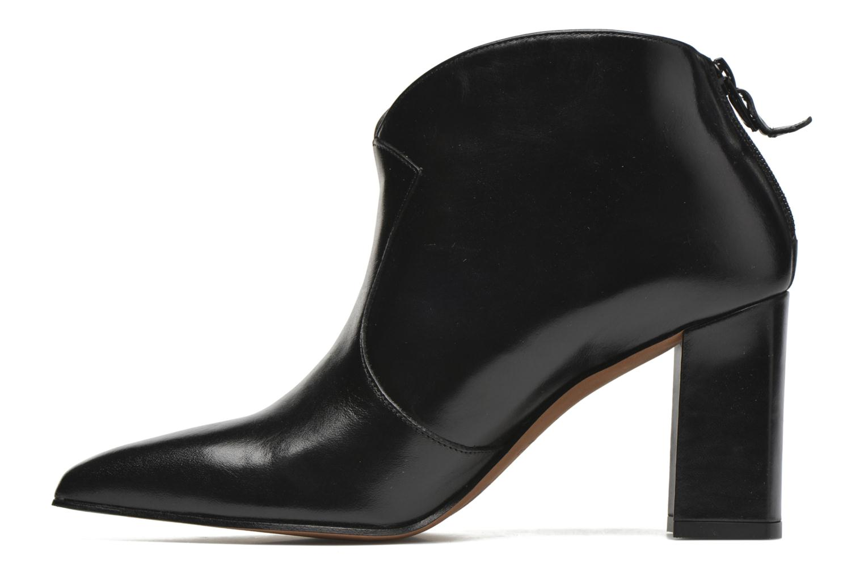Ankle boots Elizabeth Stuart Boheme 304 Black front view
