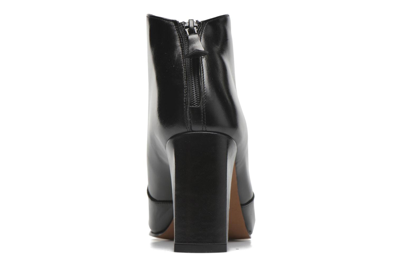 Bottines et boots Elizabeth Stuart Boheme 304 Noir vue droite