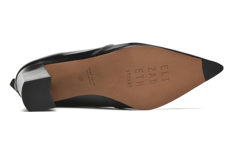 Bottines et boots Elizabeth Stuart Boheme 304 Noir vue haut