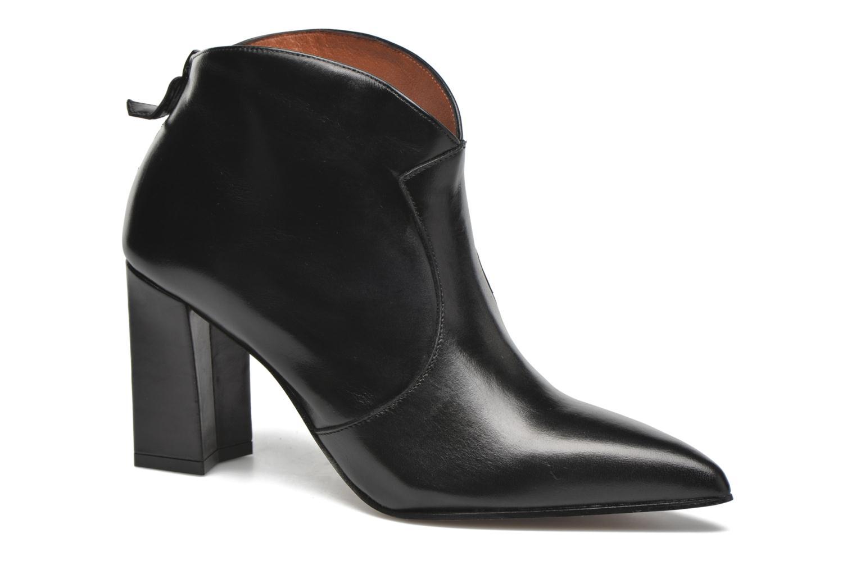 Ankle boots Elizabeth Stuart Boheme 304 Black detailed view/ Pair view