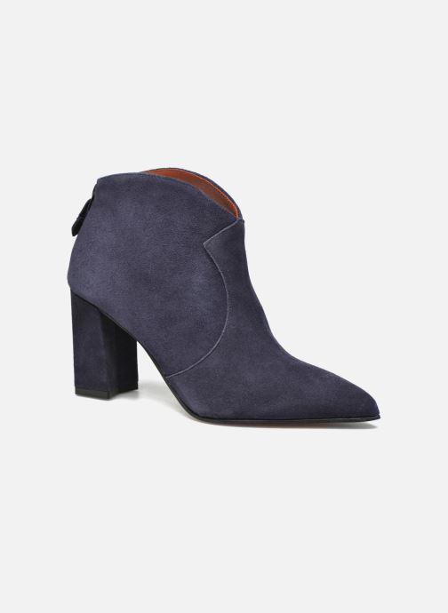 Boots en enkellaarsjes Elizabeth Stuart Boheme 334 Blauw detail