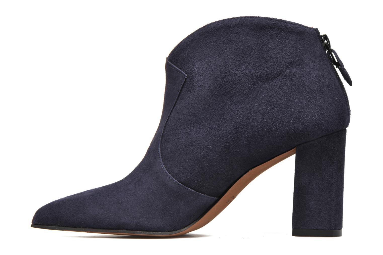 Ankle boots Elizabeth Stuart Boheme 334 Blue front view