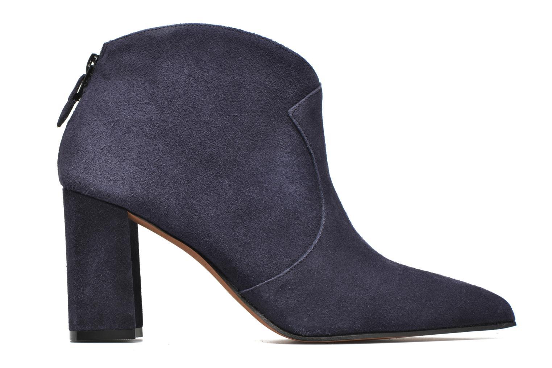 Ankle boots Elizabeth Stuart Boheme 334 Blue back view