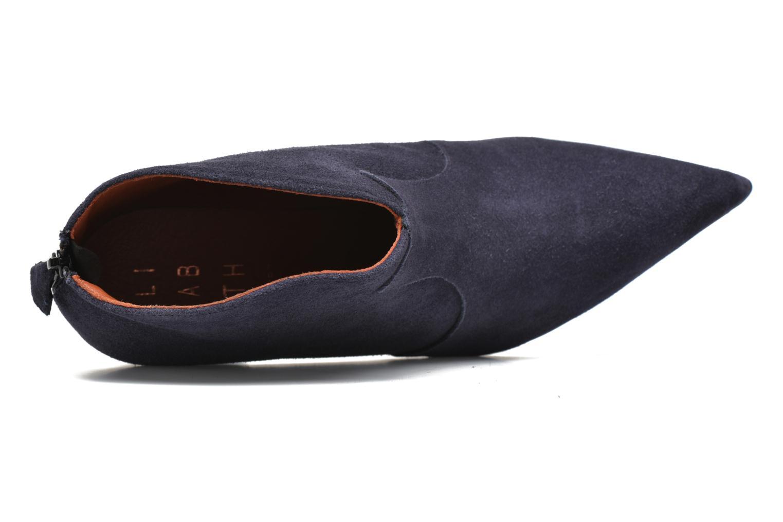 Ankle boots Elizabeth Stuart Boheme 334 Blue view from the left