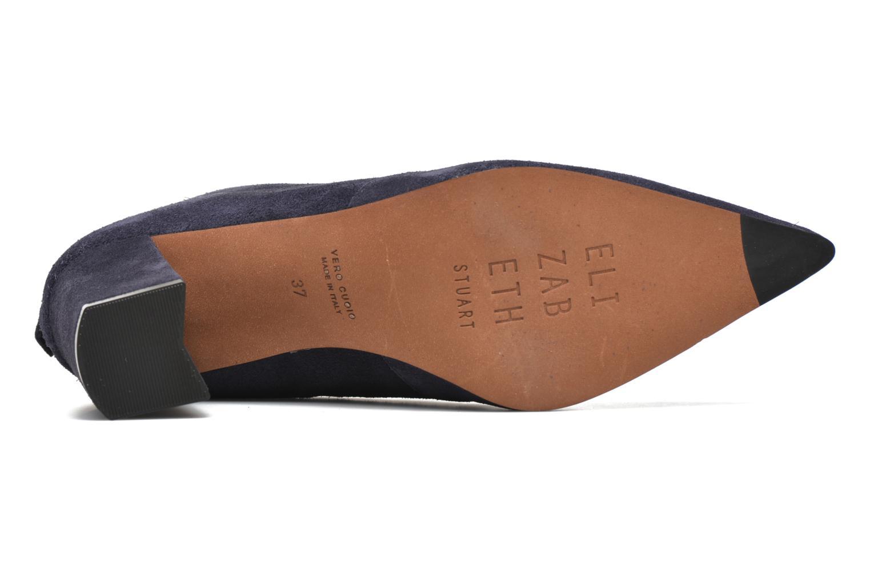 Ankle boots Elizabeth Stuart Boheme 334 Blue view from above