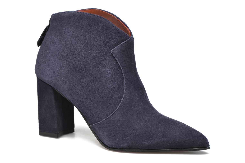 Ankle boots Elizabeth Stuart Boheme 334 Blue detailed view/ Pair view