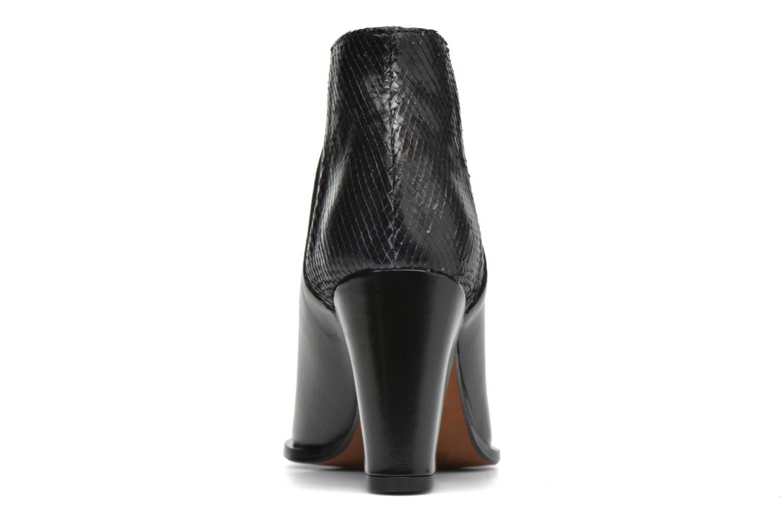 Bottines et boots Elizabeth Stuart Lima 115 Noir vue droite