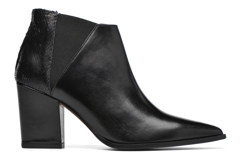 Bottines et boots Elizabeth Stuart Lima 115 Noir vue derrière