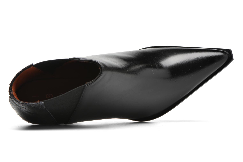 Bottines et boots Elizabeth Stuart Lima 115 Noir vue gauche