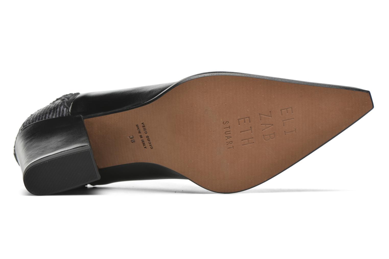 Bottines et boots Elizabeth Stuart Lima 115 Noir vue haut