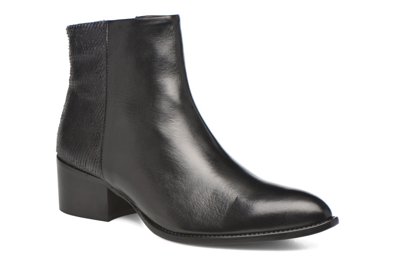 Ankle boots Elizabeth Stuart Havys 115 Black detailed view/ Pair view