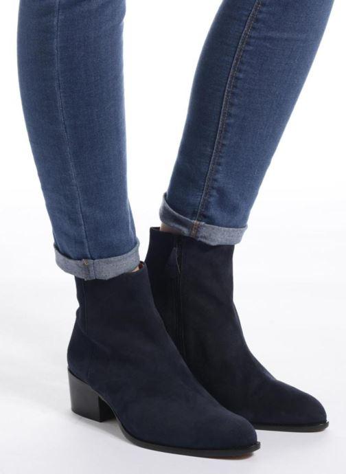 Bottines et boots Elizabeth Stuart Havys 300 Noir vue bas / vue portée sac