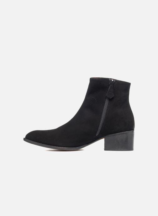 Bottines et boots Elizabeth Stuart Havys 300 Noir vue face