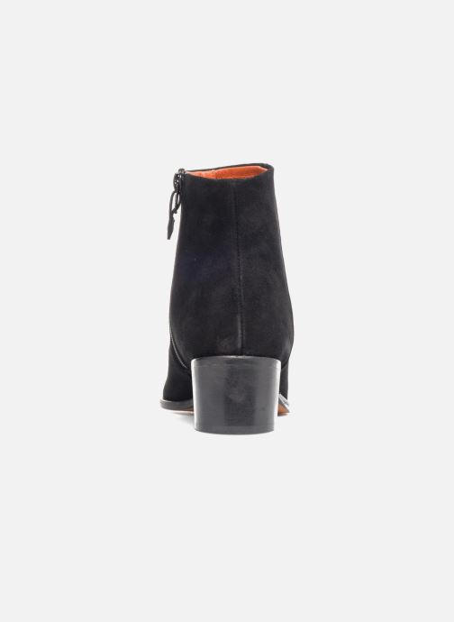 Ankle boots Elizabeth Stuart Havys 300 Black view from the right