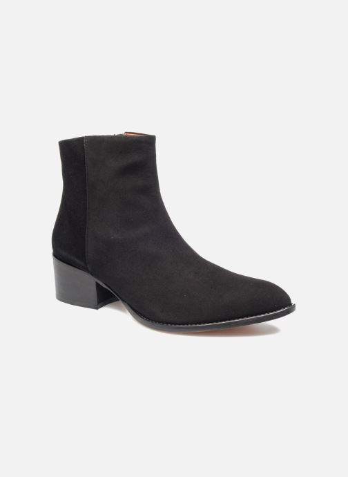 Bottines et boots Elizabeth Stuart Havys 300 Noir vue détail/paire