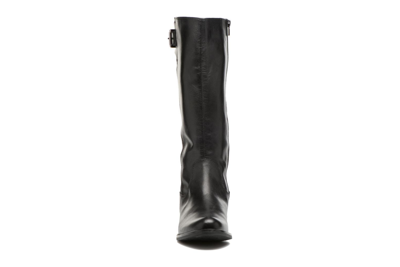 Bottes Elizabeth Stuart Dolan 294 Noir vue portées chaussures