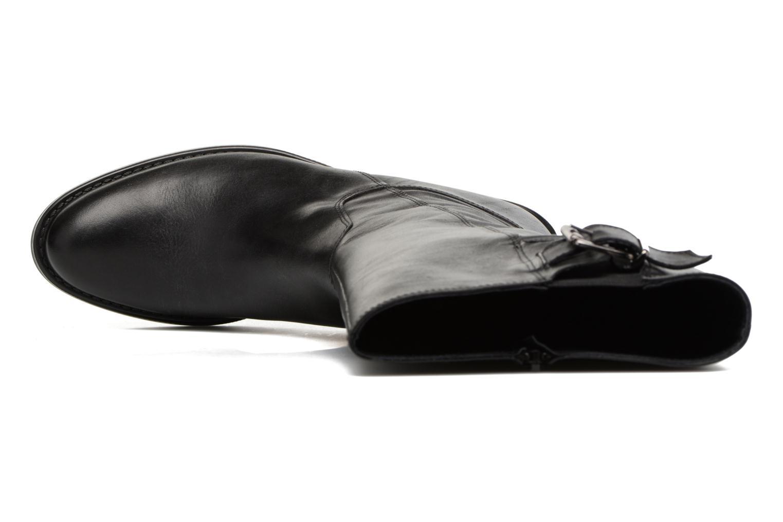 Bottes Elizabeth Stuart Dolan 294 Noir vue gauche