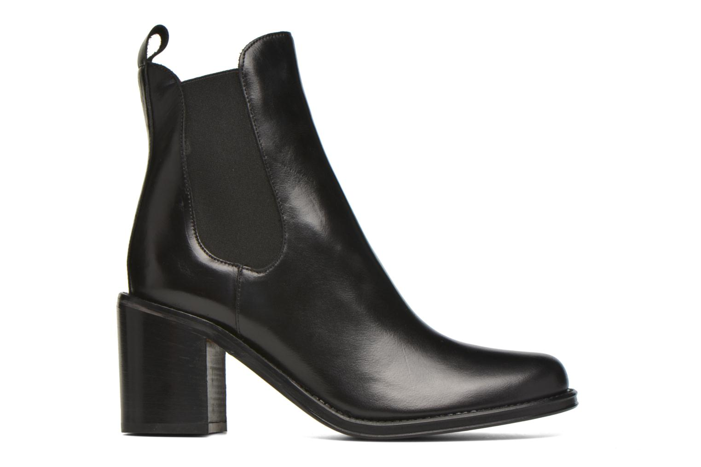 Ankle boots Elizabeth Stuart Sopra 304 Black back view