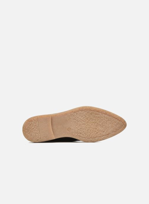 Zapatos con cordones Elizabeth Stuart Volta 334 Marrón vista de arriba