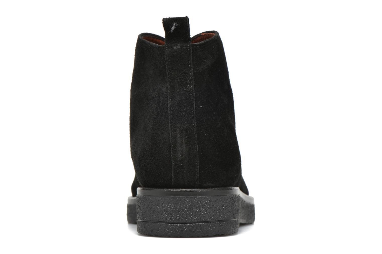 Chaussures à lacets Elizabeth Stuart Volta 334 Noir vue droite