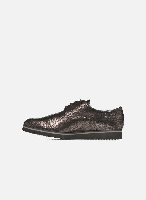 Zapatos con cordones Elizabeth Stuart Vutou 337 Negro vista de frente