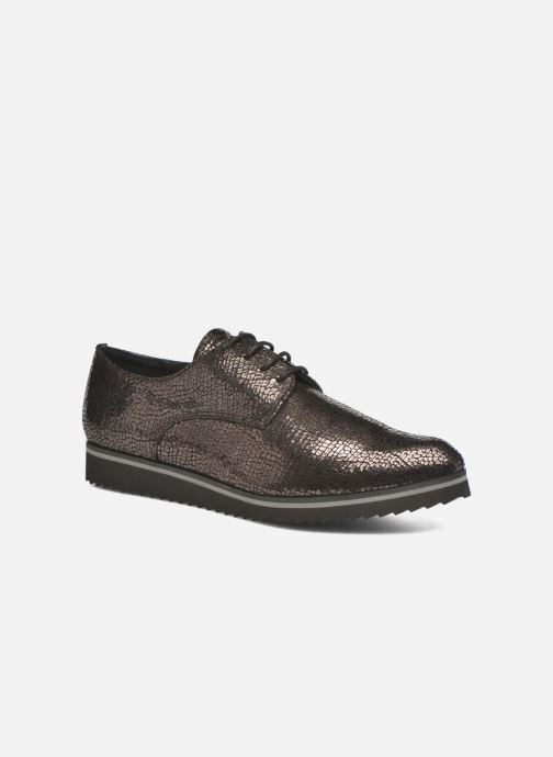Zapatos con cordones Elizabeth Stuart Vutou 337 Negro vista de detalle / par
