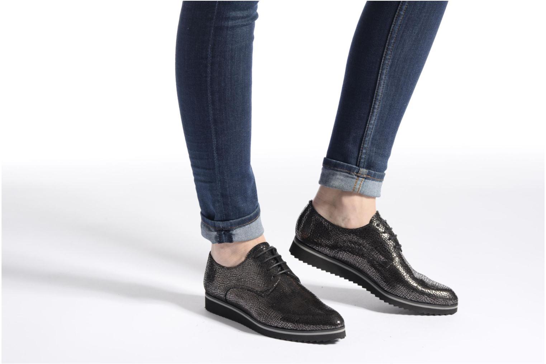 Zapatos con cordones Elizabeth Stuart Vutou 337 Negro vista de abajo