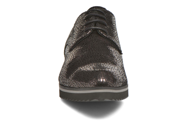 Zapatos con cordones Elizabeth Stuart Vutou 337 Negro vista del modelo