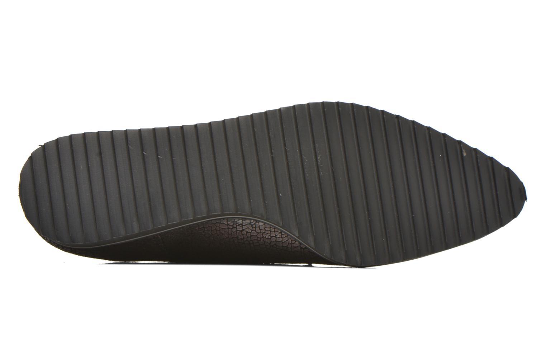 Zapatos con cordones Elizabeth Stuart Vutou 337 Negro vista de arriba