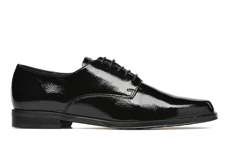 Lace-up shoes Elizabeth Stuart Copra 305 Black back view