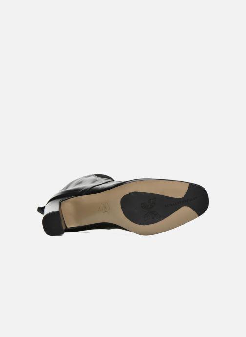 Bottines et boots Elizabeth Stuart Gilou 556 Noir vue haut