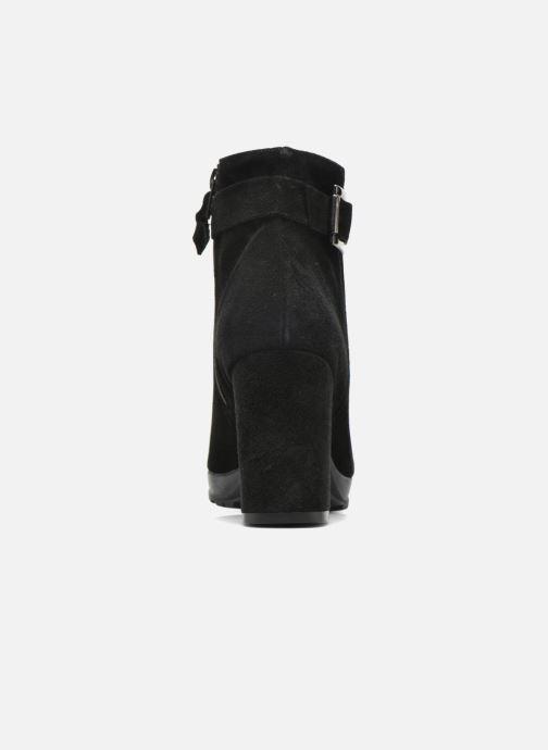 Bottines et boots Elizabeth Stuart Syndi 334 Noir vue droite