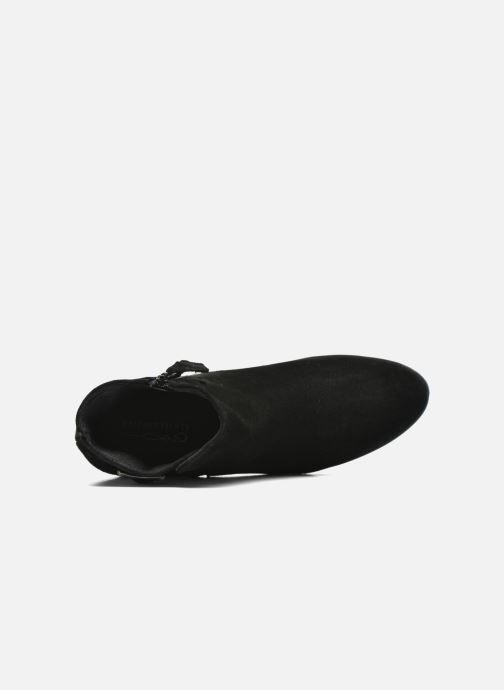 Bottines et boots Elizabeth Stuart Syndi 334 Noir vue gauche