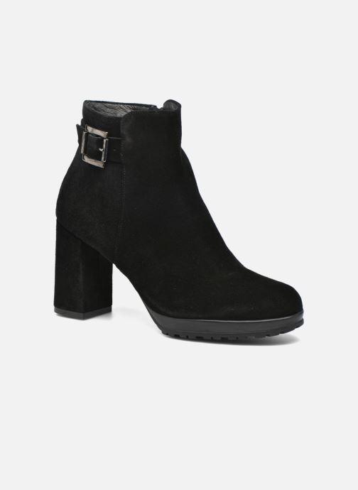 Bottines et boots Elizabeth Stuart Syndi 334 Noir vue détail/paire