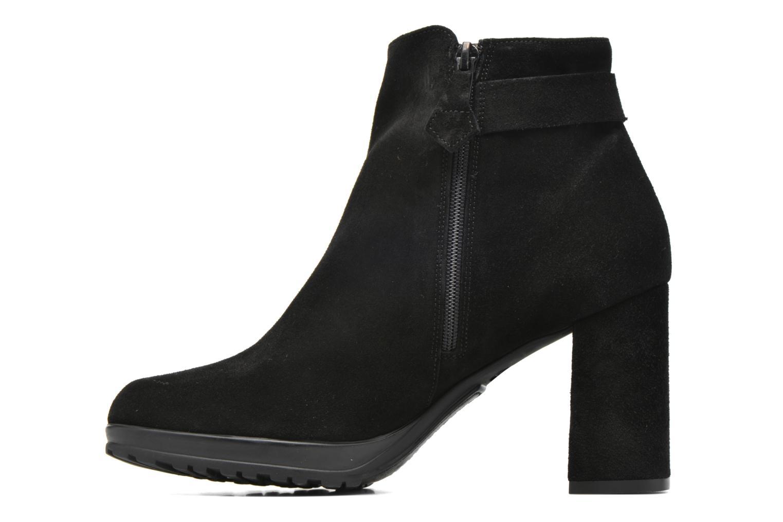Ankle boots Elizabeth Stuart Syndi 334 Black front view