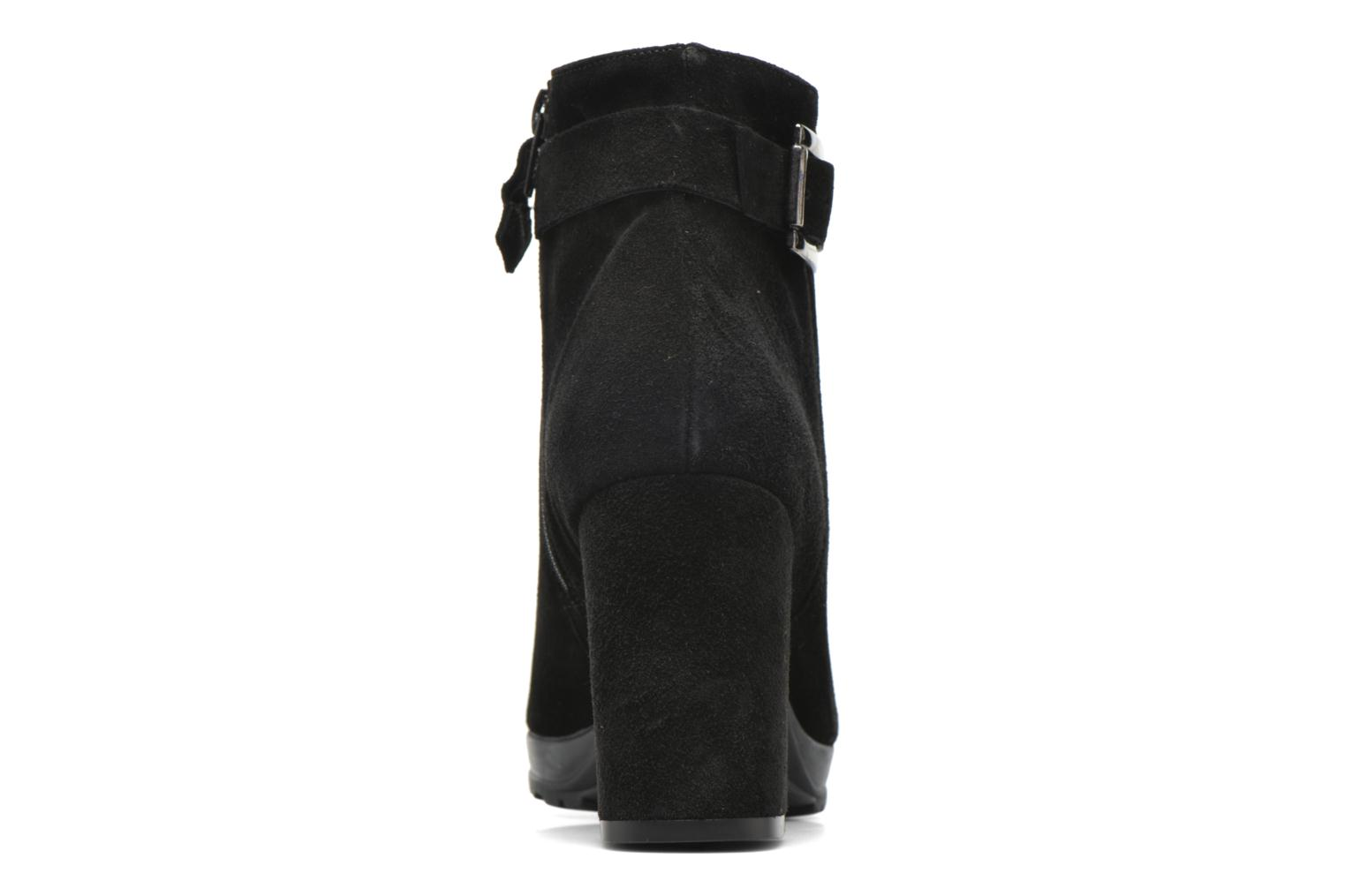 Ankle boots Elizabeth Stuart Syndi 334 Black view from the right