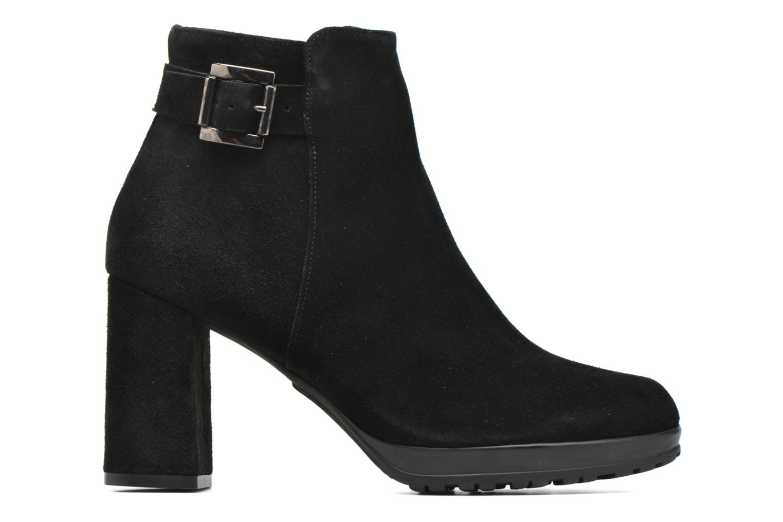 Ankle boots Elizabeth Stuart Syndi 334 Black back view