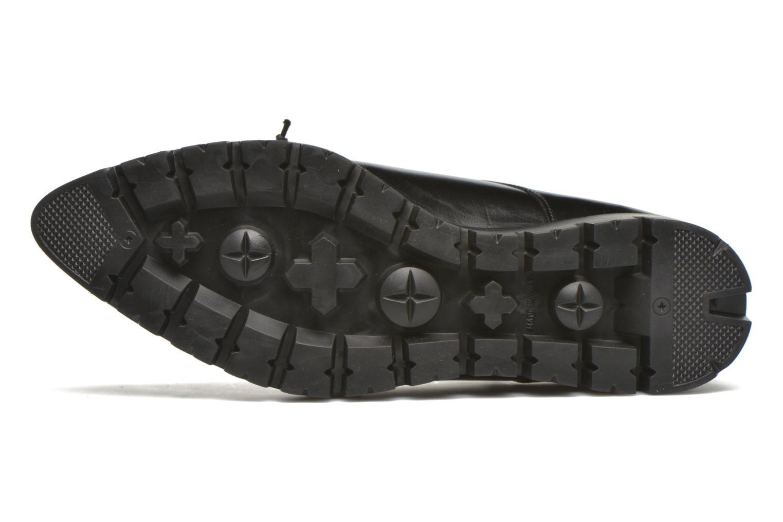 Chaussures à lacets Elizabeth Stuart Millau 304 Noir vue haut