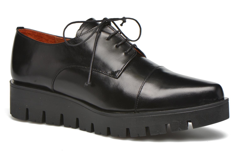 Chaussures à lacets Elizabeth Stuart Millau 304 Noir vue détail/paire