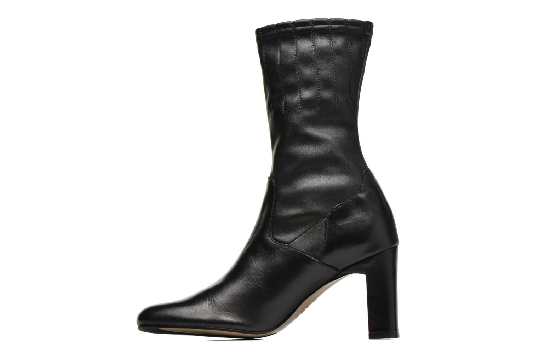 Ankle boots Elizabeth Stuart Givors P 535 Black front view