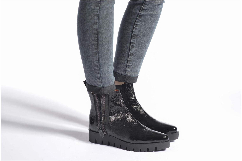 Bottines et boots Elizabeth Stuart Mirot 505 Noir vue bas / vue portée sac