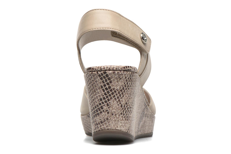 Sandales et nu-pieds Stonefly Marlene 13 Calf Beige vue droite