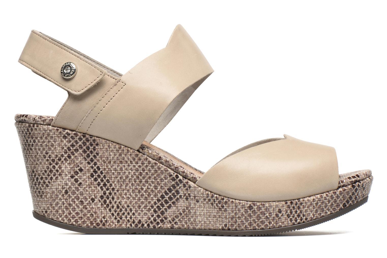 Sandales et nu-pieds Stonefly Marlene 13 Calf Beige vue derrière