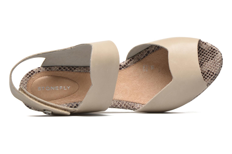Sandales et nu-pieds Stonefly Marlene 13 Calf Beige vue gauche