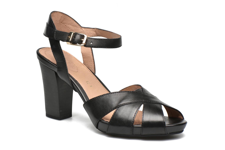 Sandales et nu-pieds Stonefly Diana 3 Calf Noir vue détail/paire