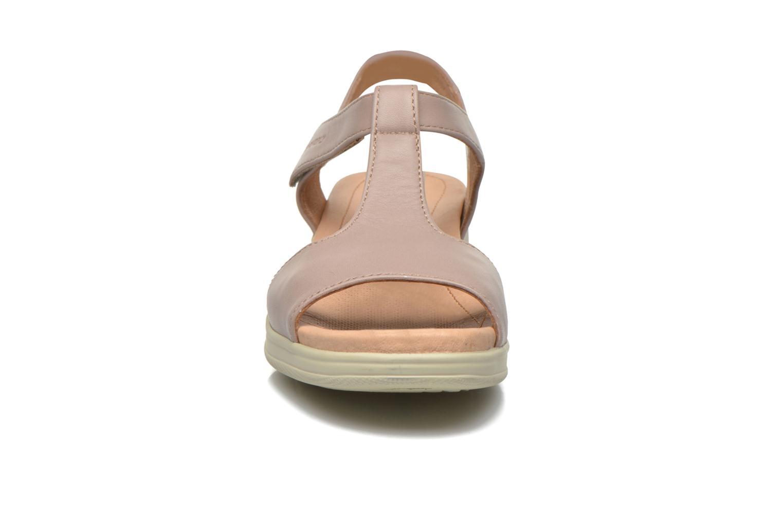 Sandales et nu-pieds Stonefly Aqua II 26 Beige vue portées chaussures