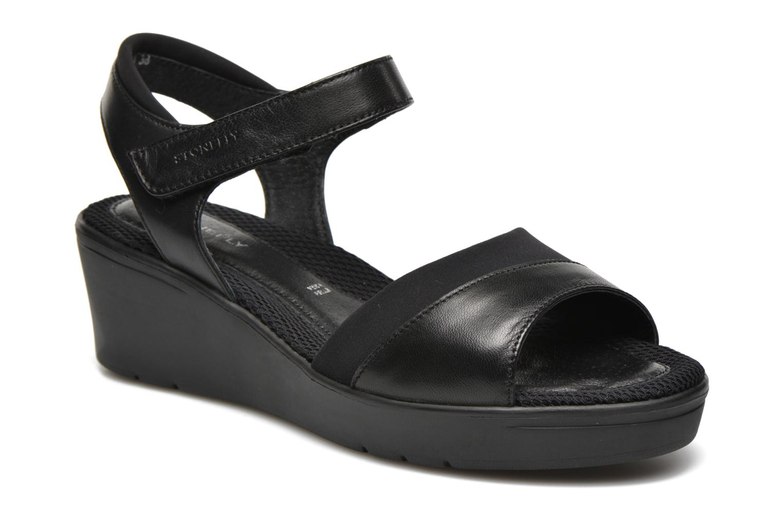 Sandales et nu-pieds Stonefly Tess 7 Noir vue détail/paire
